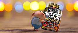 NITRO-TECH 100% Whey Gold - Bước đột phá vượt trội từ công nghệ tiên tiến nhất