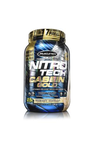 NITRO TECH 100% CASEIN GOLD