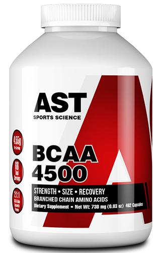BCAA 4500
