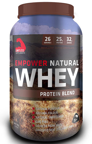 EMPOWER NATURAL WHEY (0.5kg)