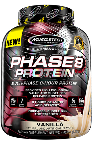 PHASE 8 - 4LBS
