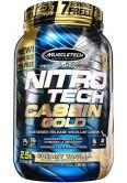 NITRO TECH 100% CASEIN GOLD 2.53lbs
