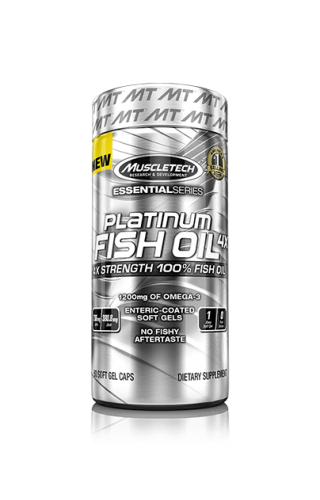 Platinum Fish Oil 4x