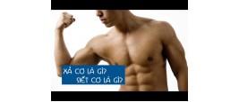 Siết cơ là gì và dinh dưỡng cần thiết trong quá trình siết cơ